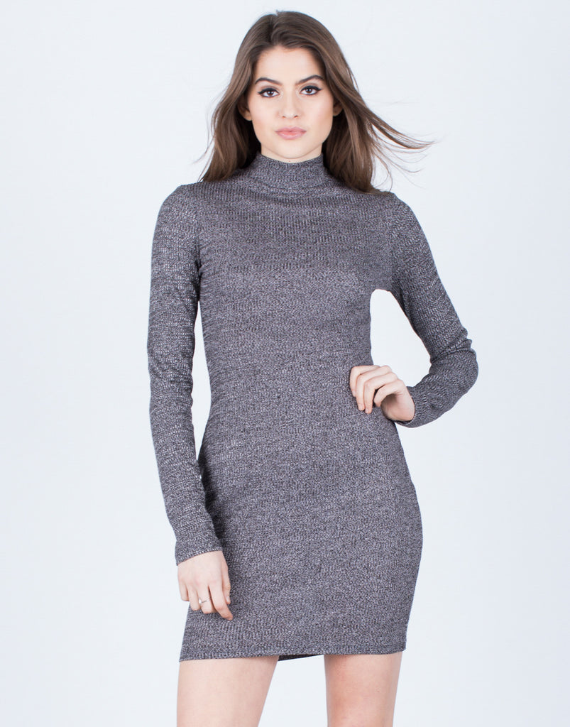 Soft Knit Bodycon Dress - 2020AVE