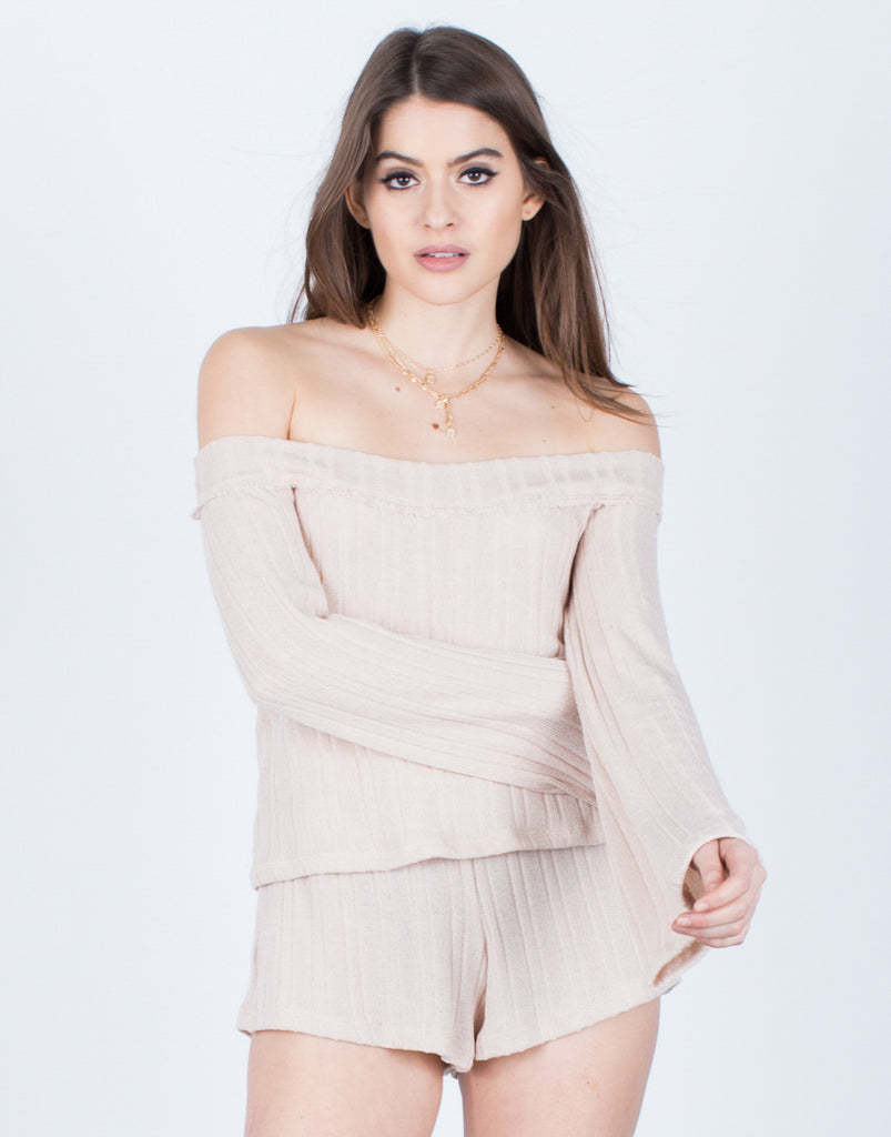 Soft Knit Top - 2020AVE