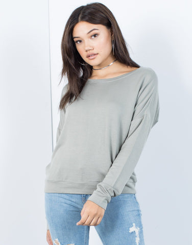 Soft Laid-Back Sweater - 2020AVE