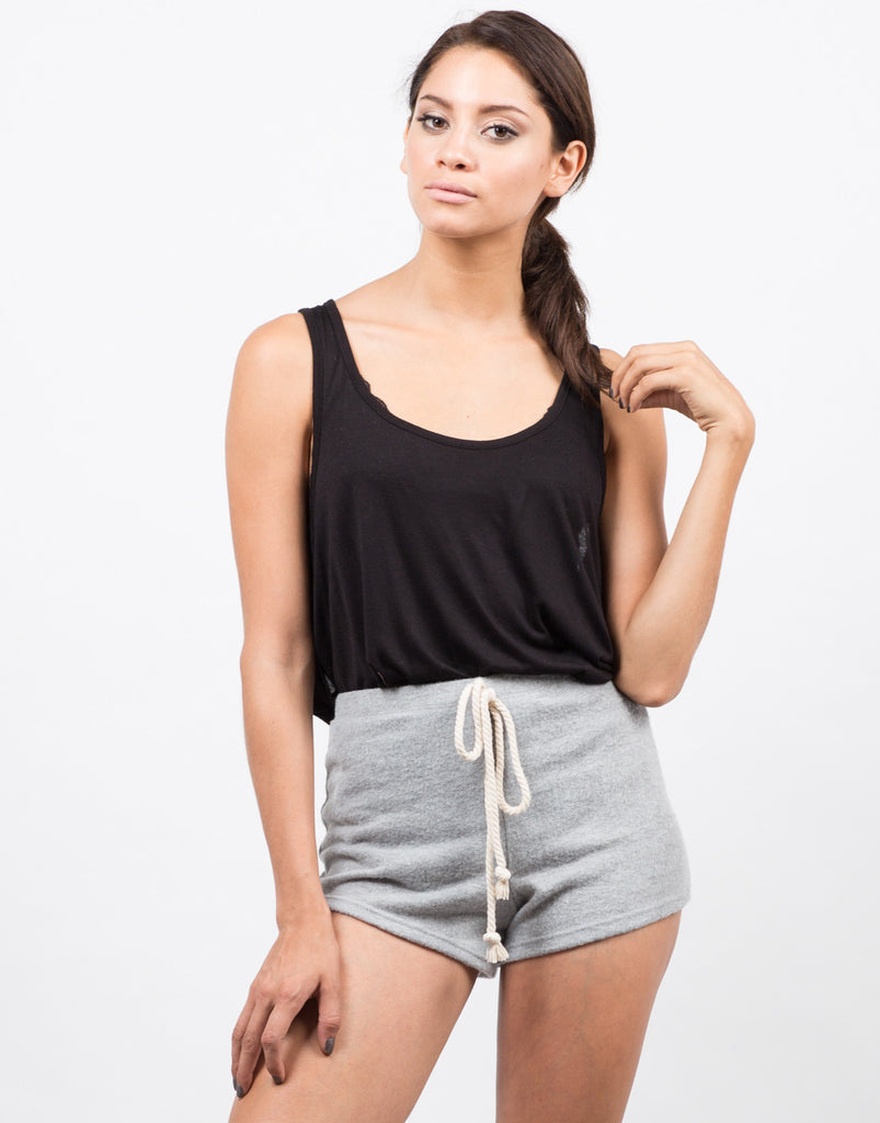Soft Fleece Shorts - 2020AVE