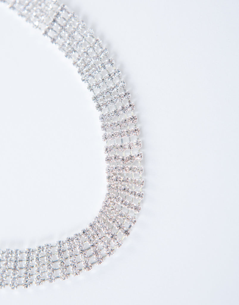 Sparkly Diamond Choker