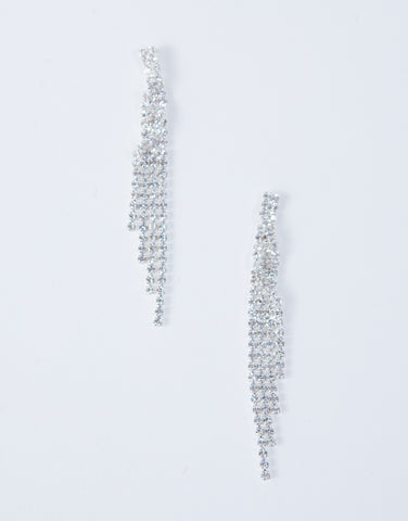 Sparkly Diamond Earrings