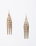 Spiked Dangling Earrings