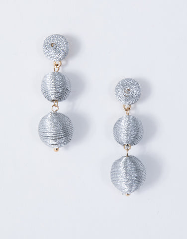 Spin Me Around Earrings