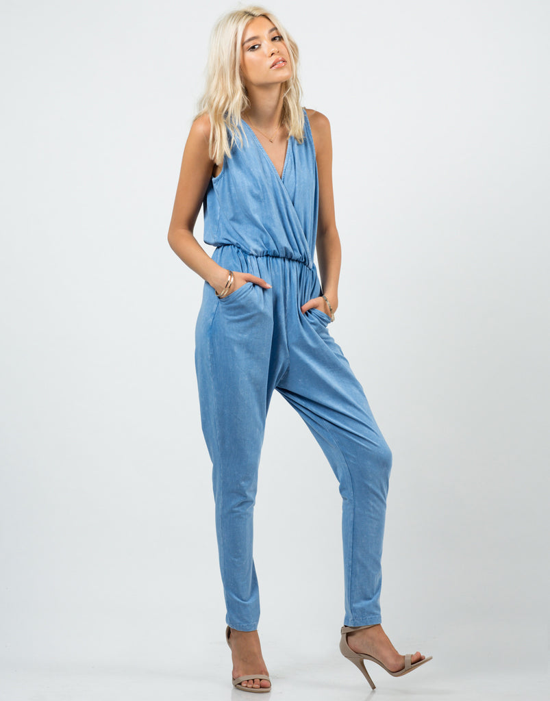 Sporty Vintage Jumpsuit - Small - 2020AVE