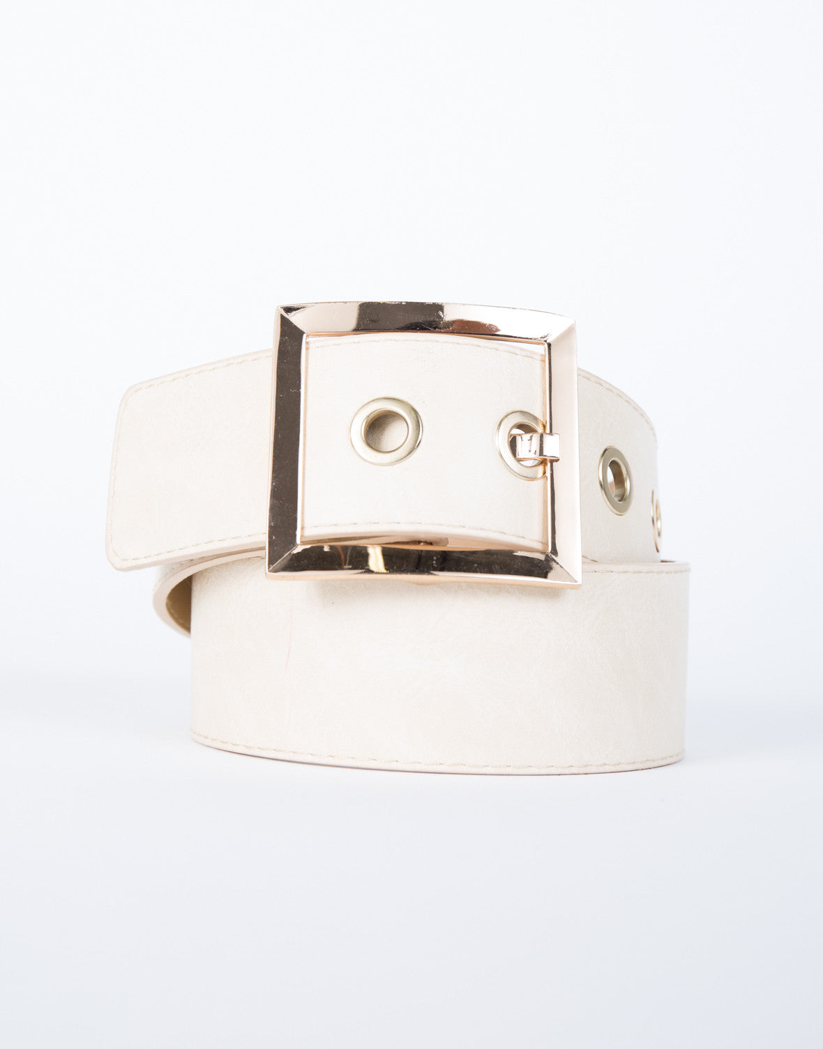 Squared in Chic Belt