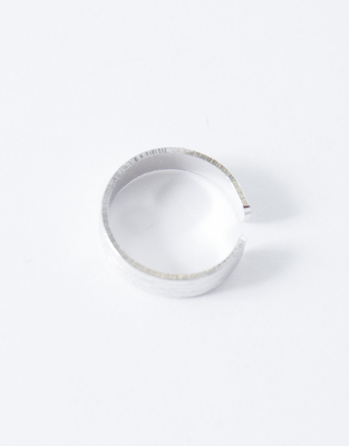 Staple Knuckle Ring