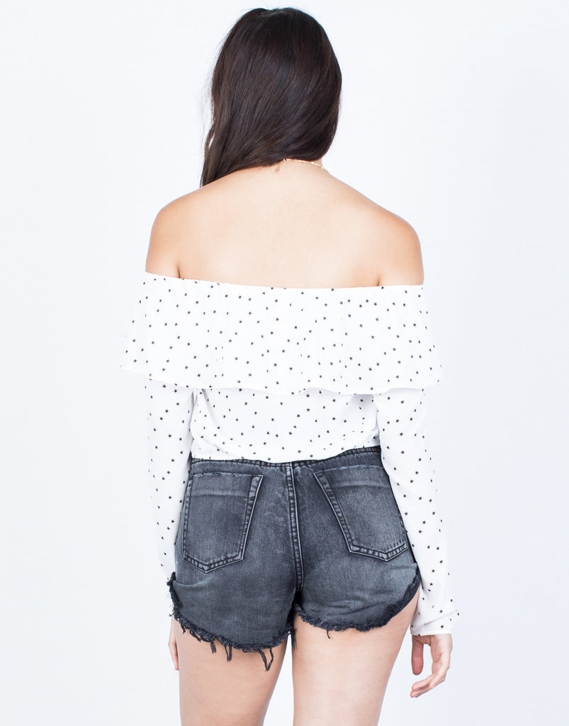 Starlight Crop Top - 2020AVE