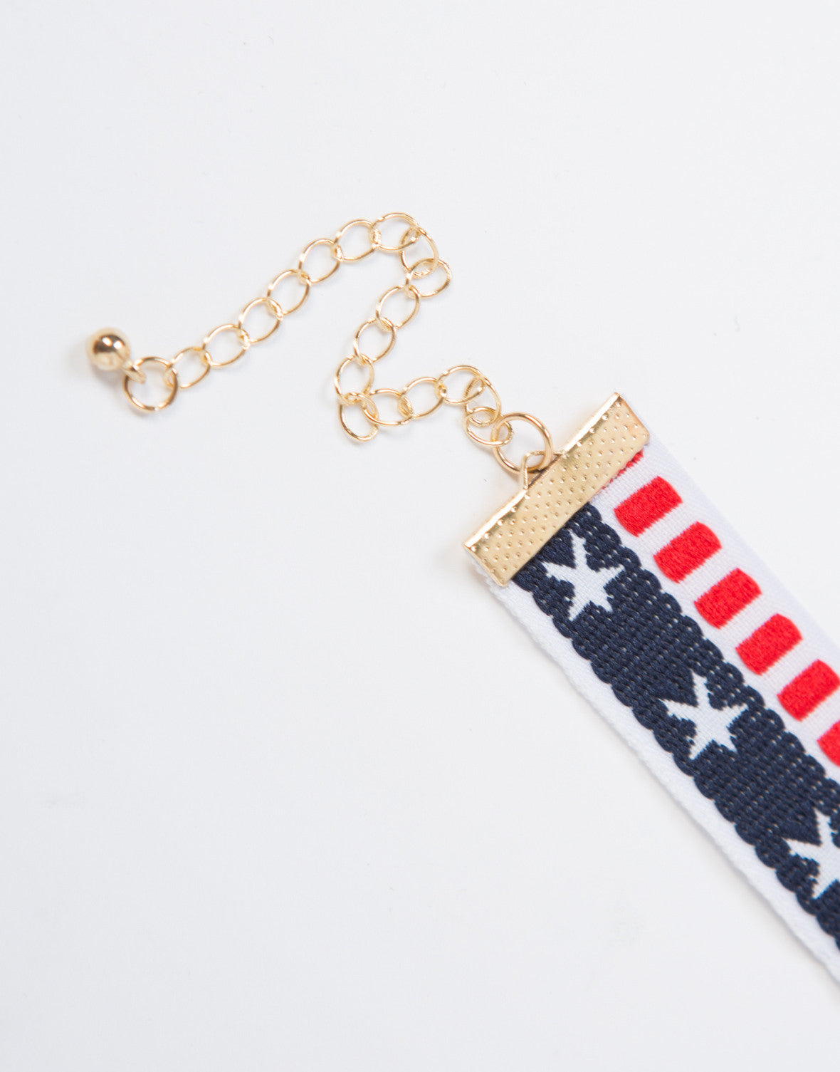 Stars and Stripes Choker