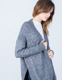 Detail of Stay Cozy Cardigan