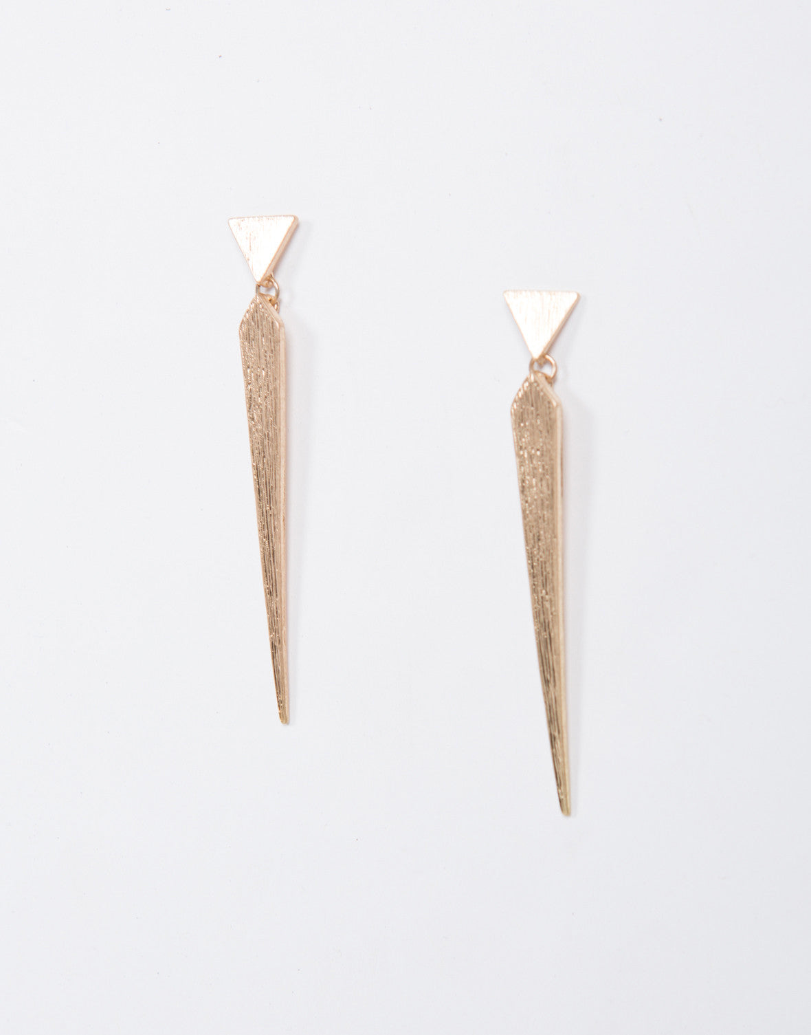 Stay Sharp Earrings - 2020AVE