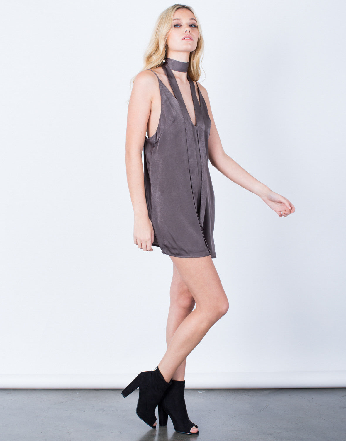 Steal Your Heart Romantic Cami Dress - 2020AVE