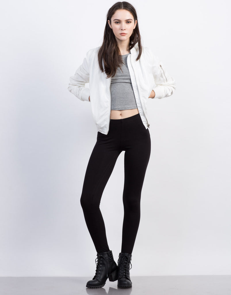 Stirrup Leggings - 2020AVE