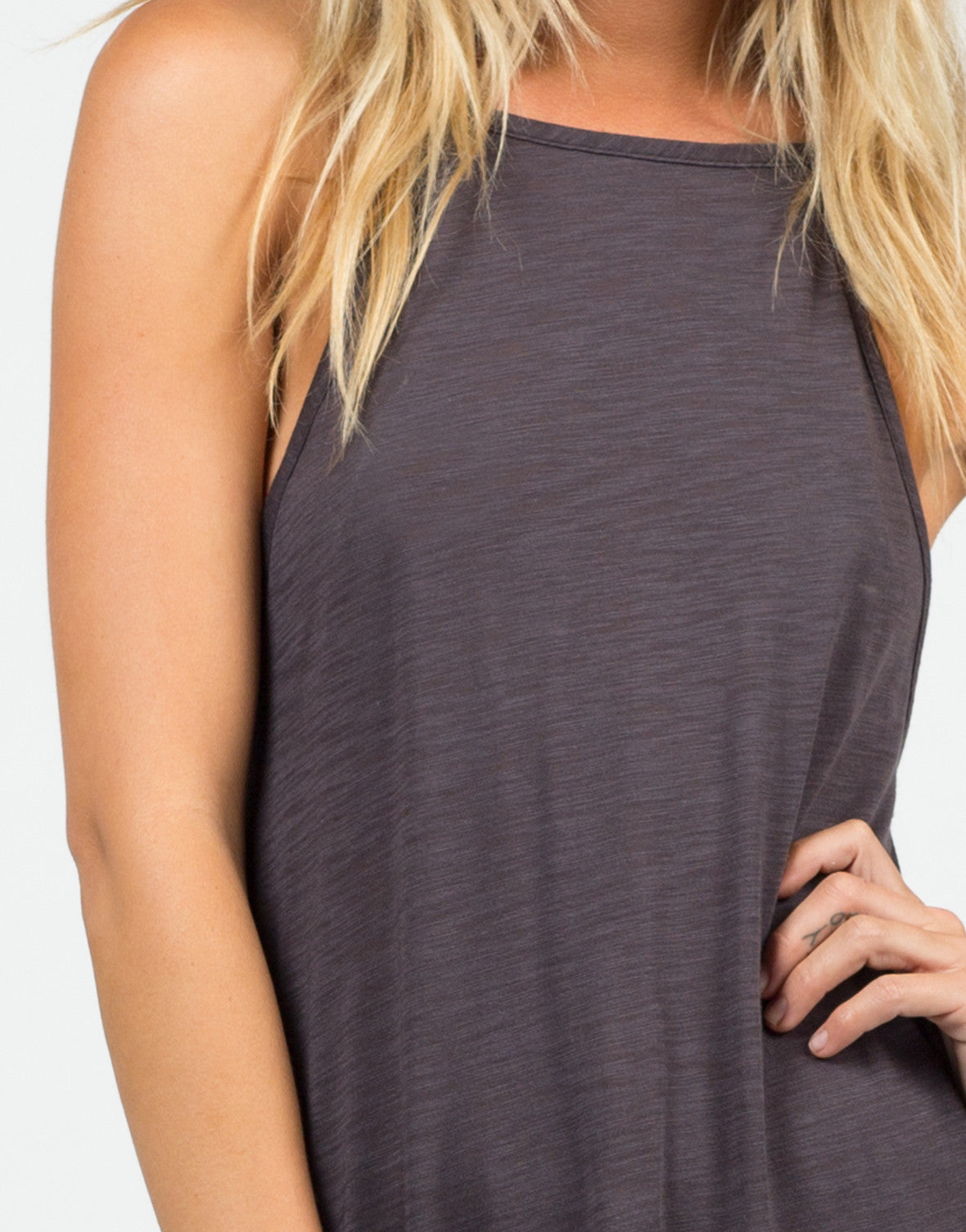 Detail of Strappy Cami Dress