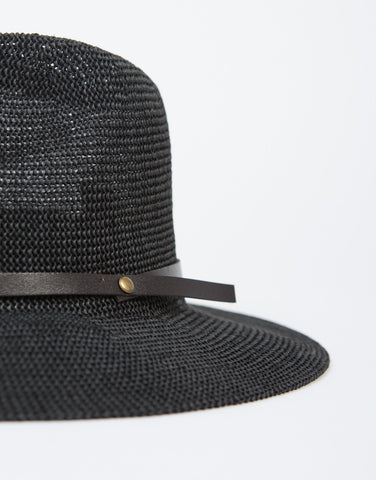 Straw Like Night Hat