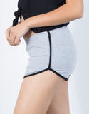 Striped Sporty Shorts - 2020AVE