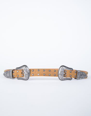 Studded Around Me Belt