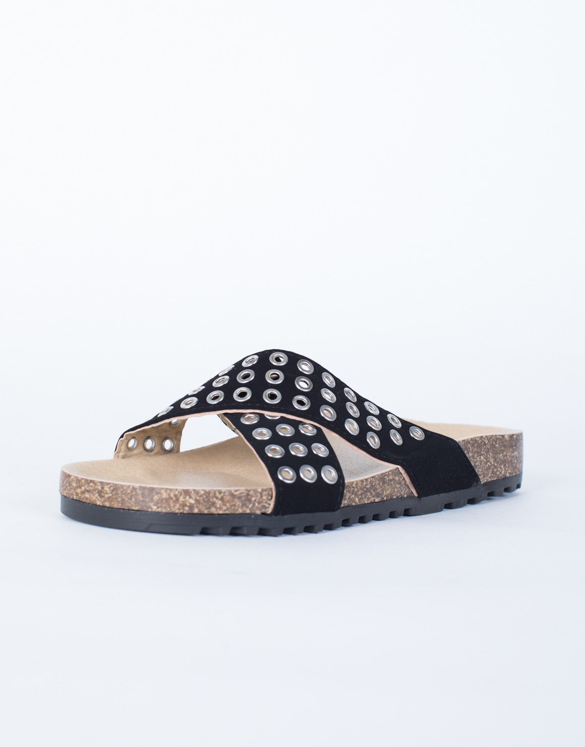 Studded Out Slides
