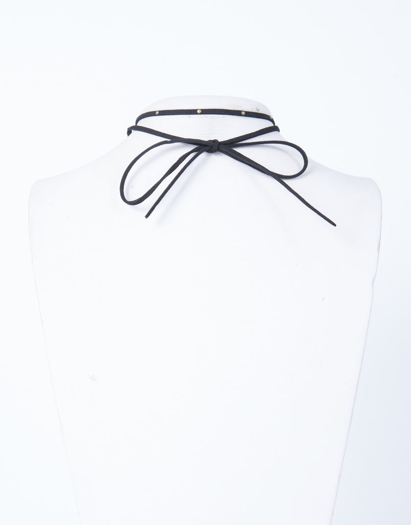 Studded Wrap Necklace - 2020AVE