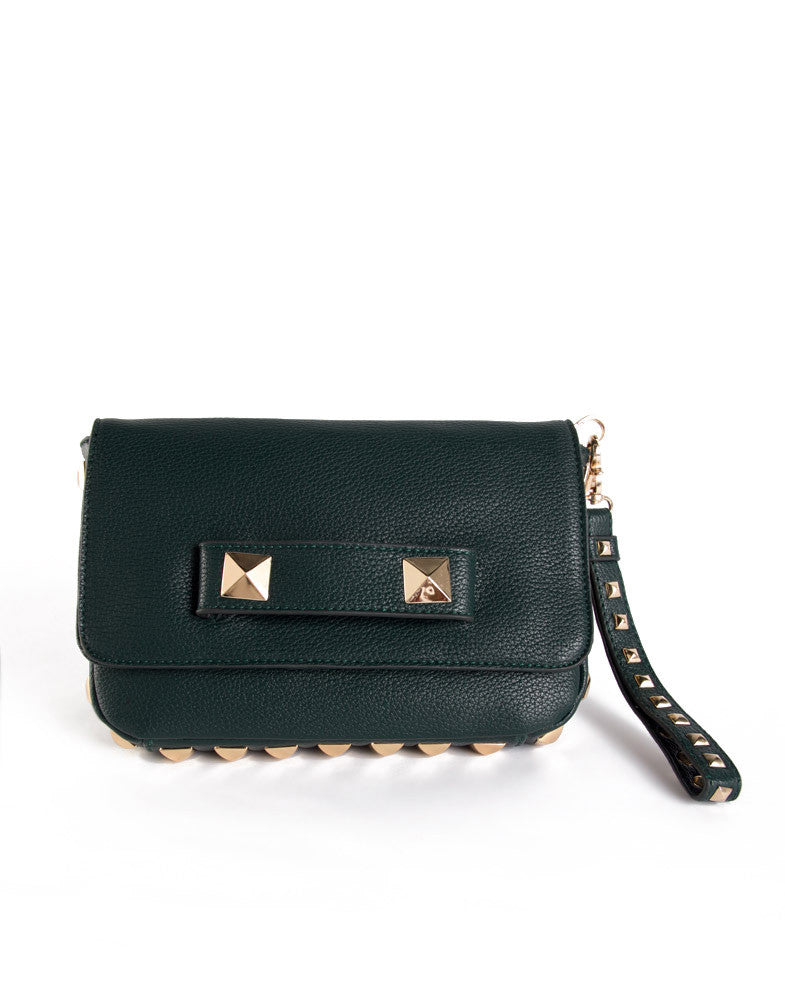 Studded Hand Slip Clutch (+ Colors) - 2020AVE