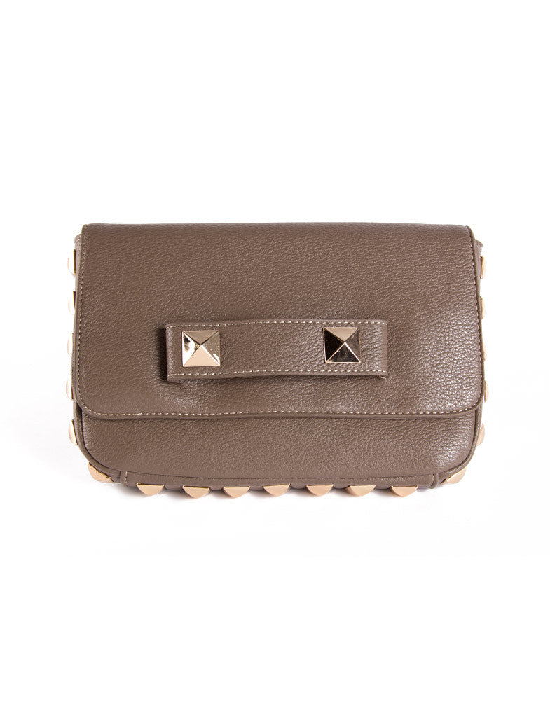 Studded Hand Slip Clutch (+ Colors)
