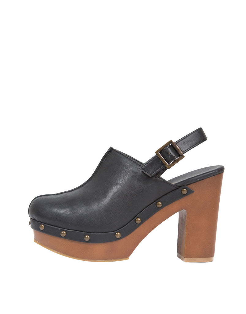 Studded Mule Clogs - 2020AVE