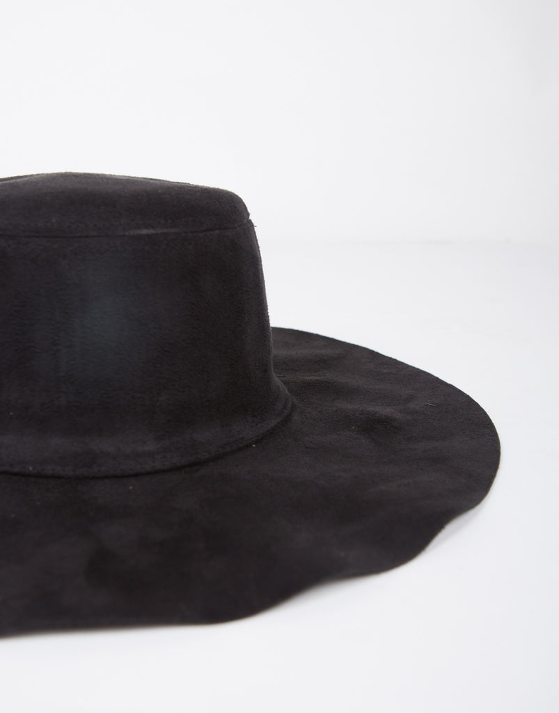 Suede Floppy Hat - 2020AVE