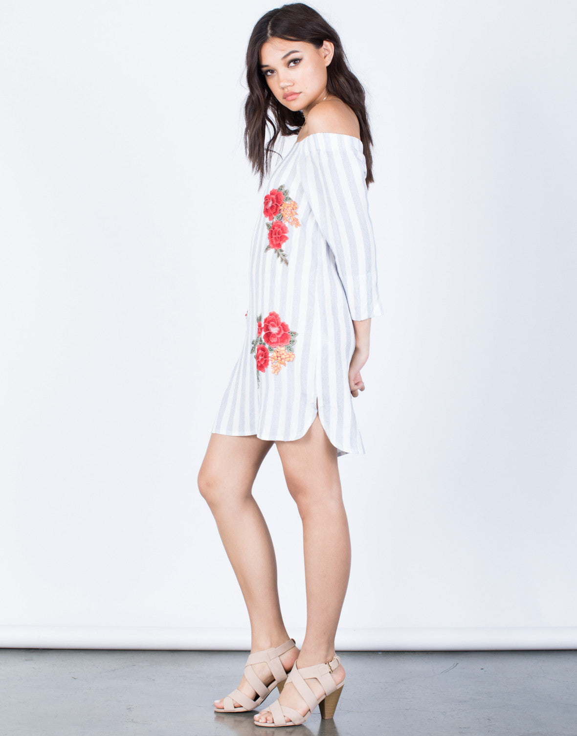 Summer Breeze Floral Dress - 2020AVE