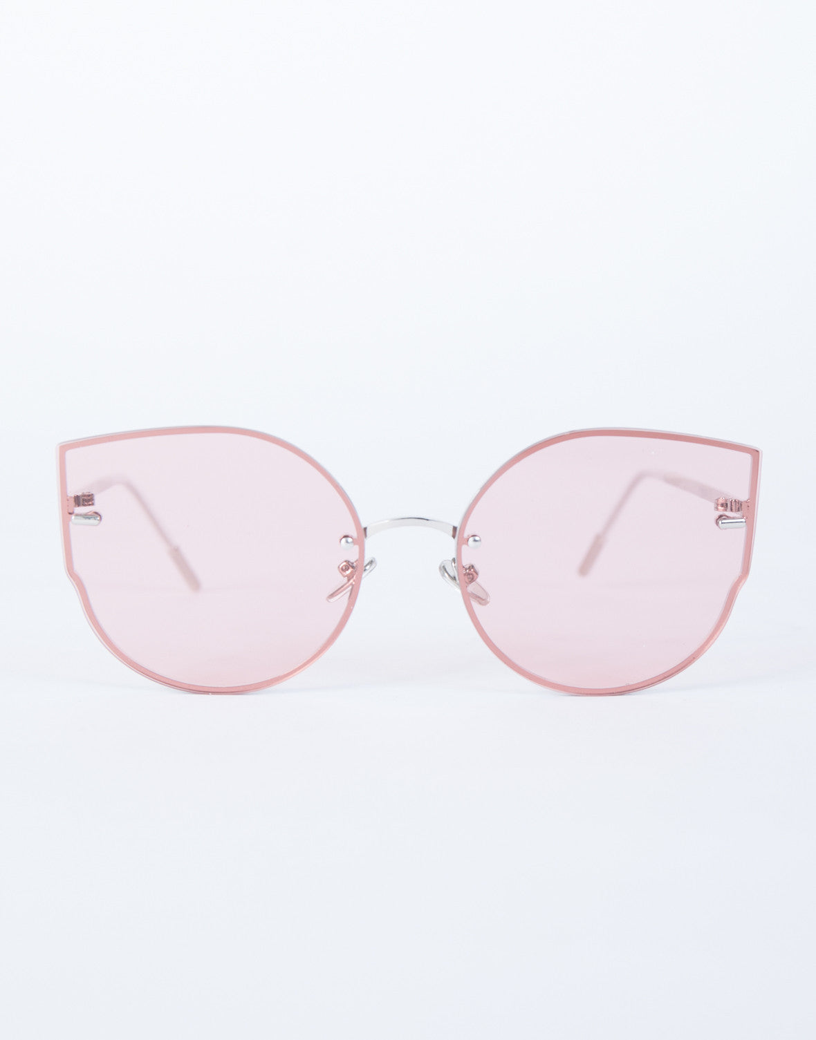 Pink Summer Fun Sunnies - Front View