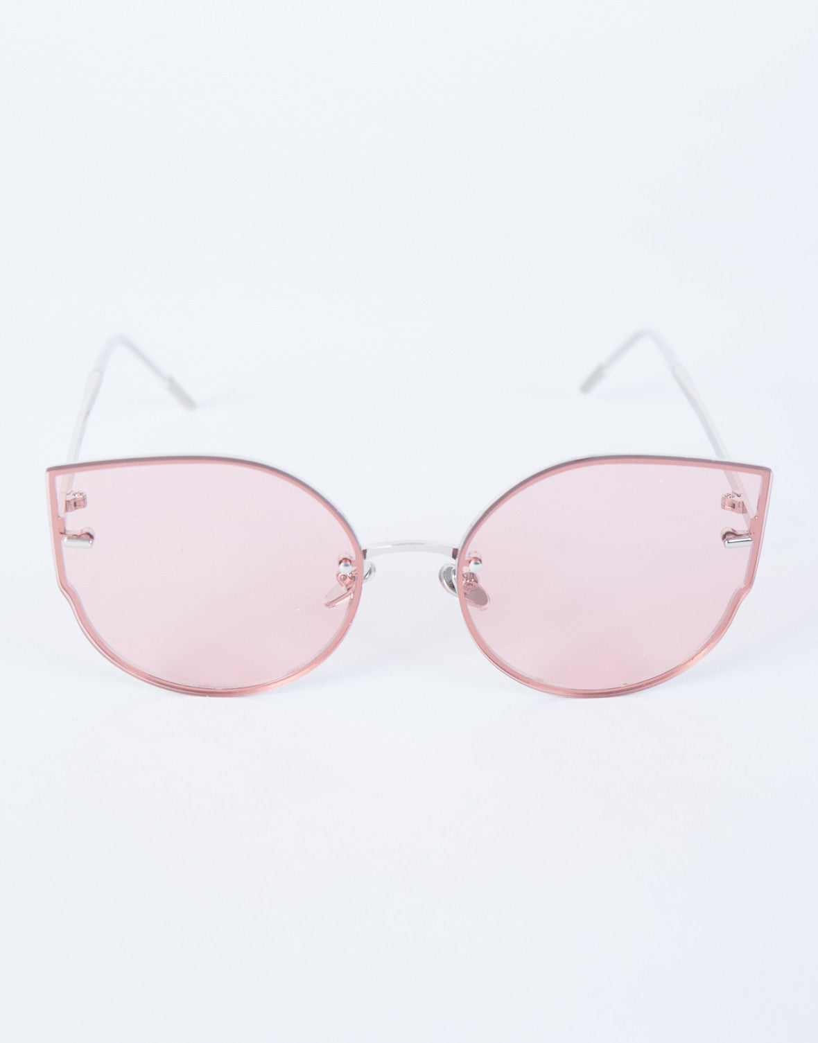 Pink Summer Fun Sunnies - Top View