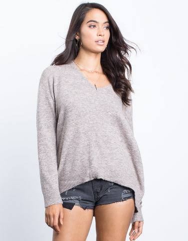 Super Cozy Knit Sweater - 2020AVE