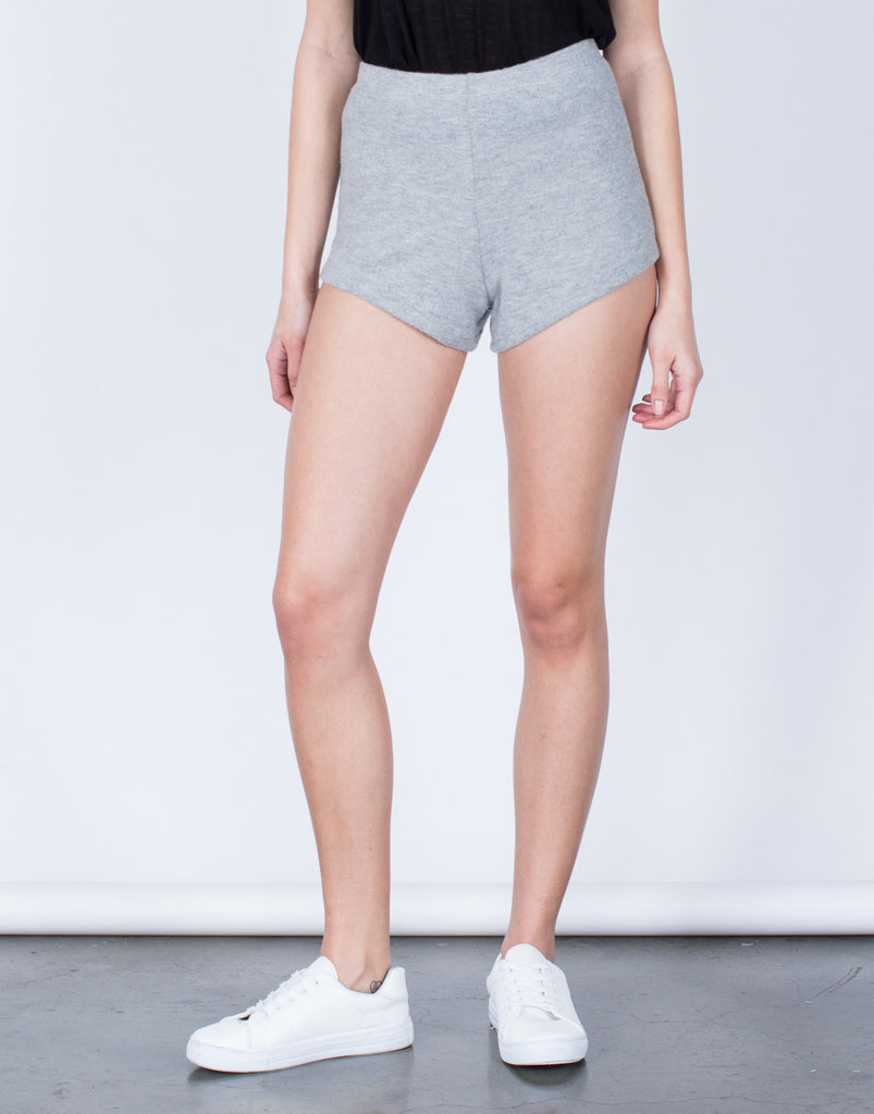 Super Cozy Shorts - 2020AVE