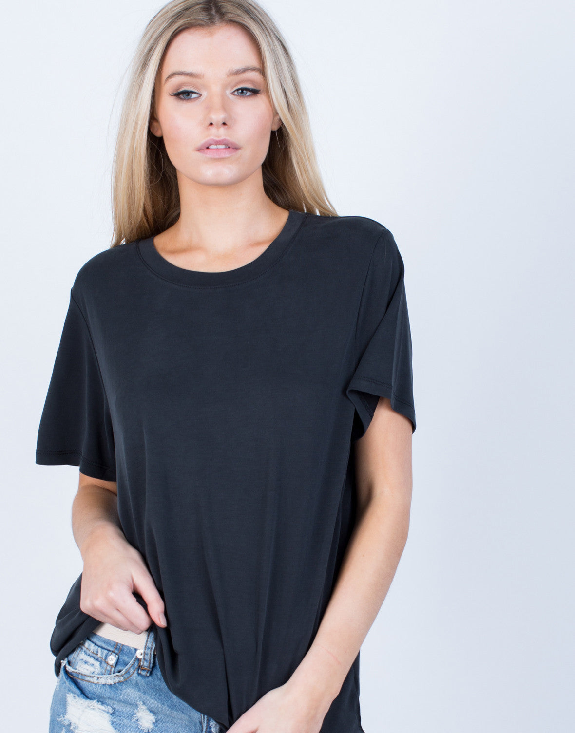 Super Soft Basic Tee