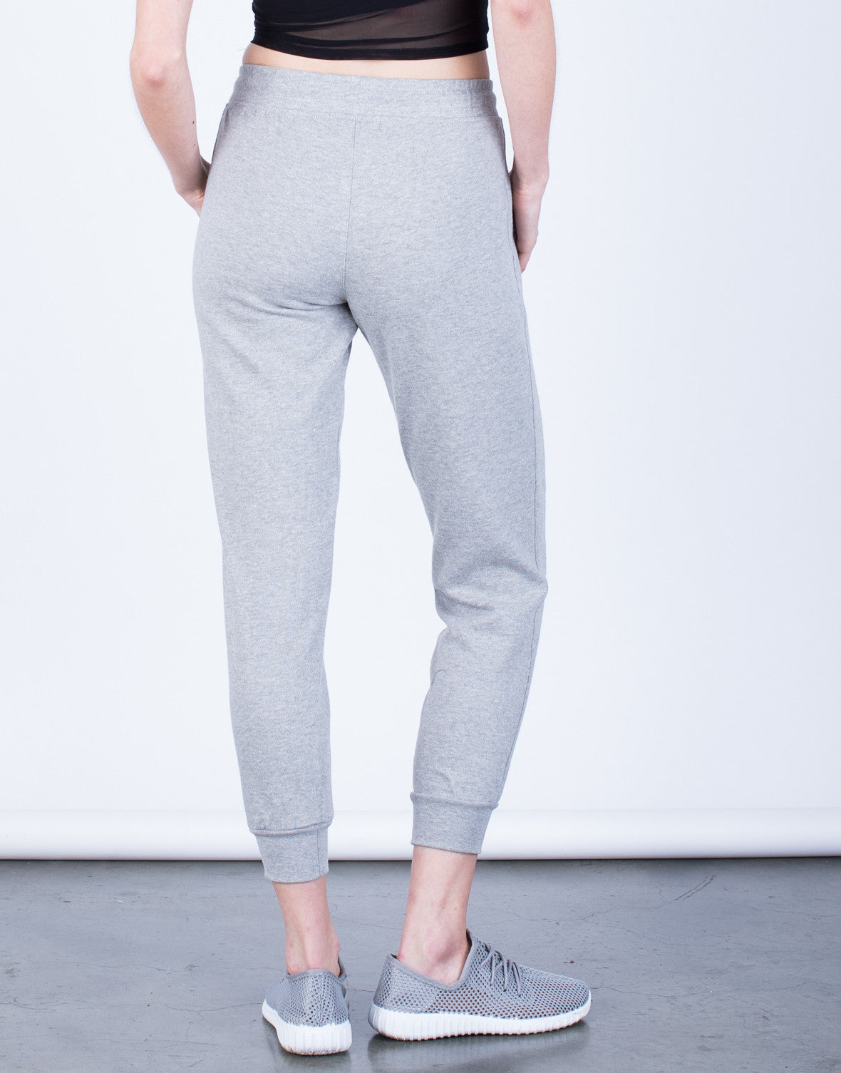 Super Soft Drawstring Joggers