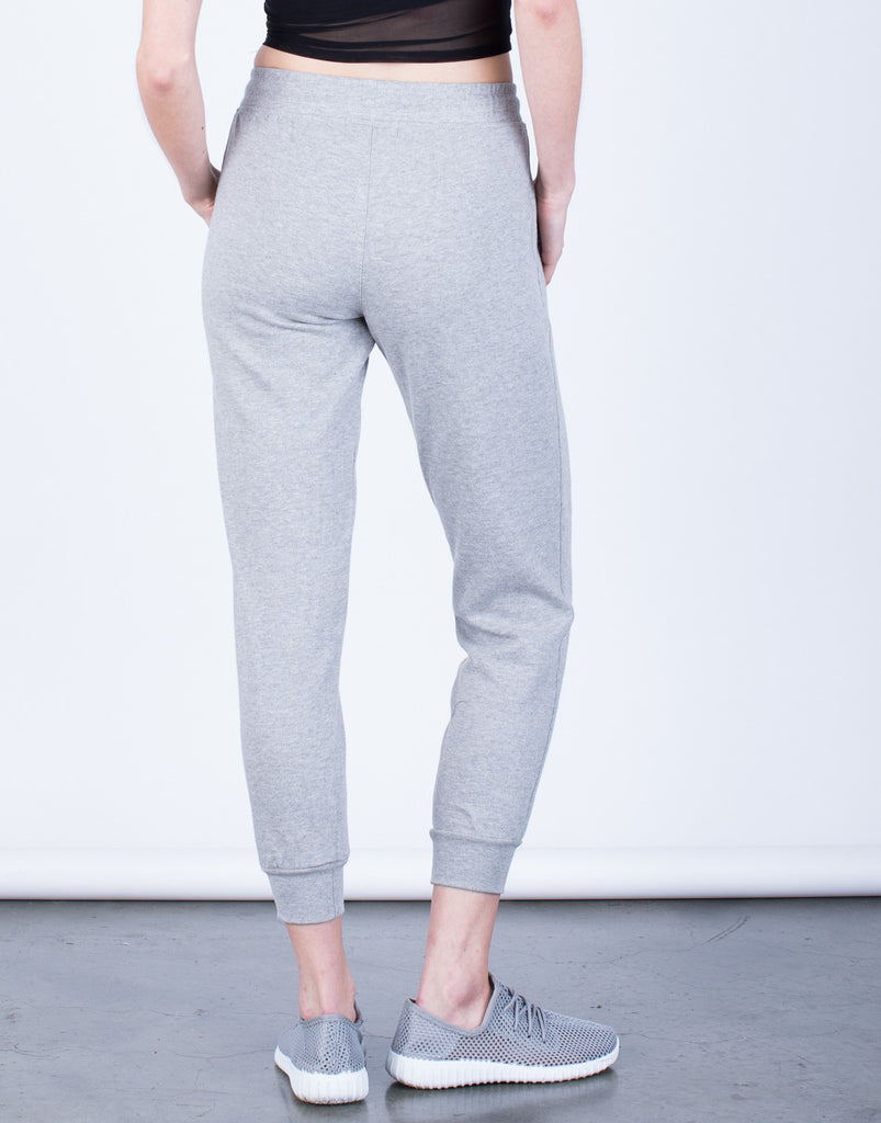 Super Soft Drawstring Joggers Bottoms -2020AVE