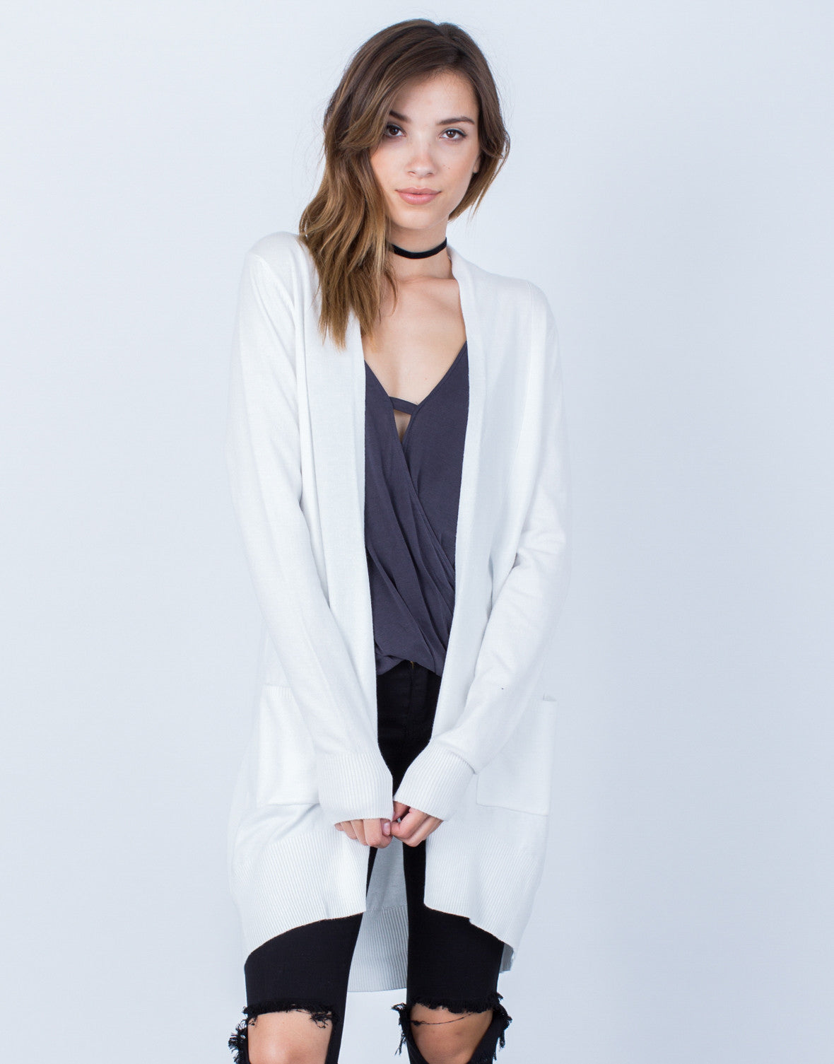Super Soft Knitted Cardigan