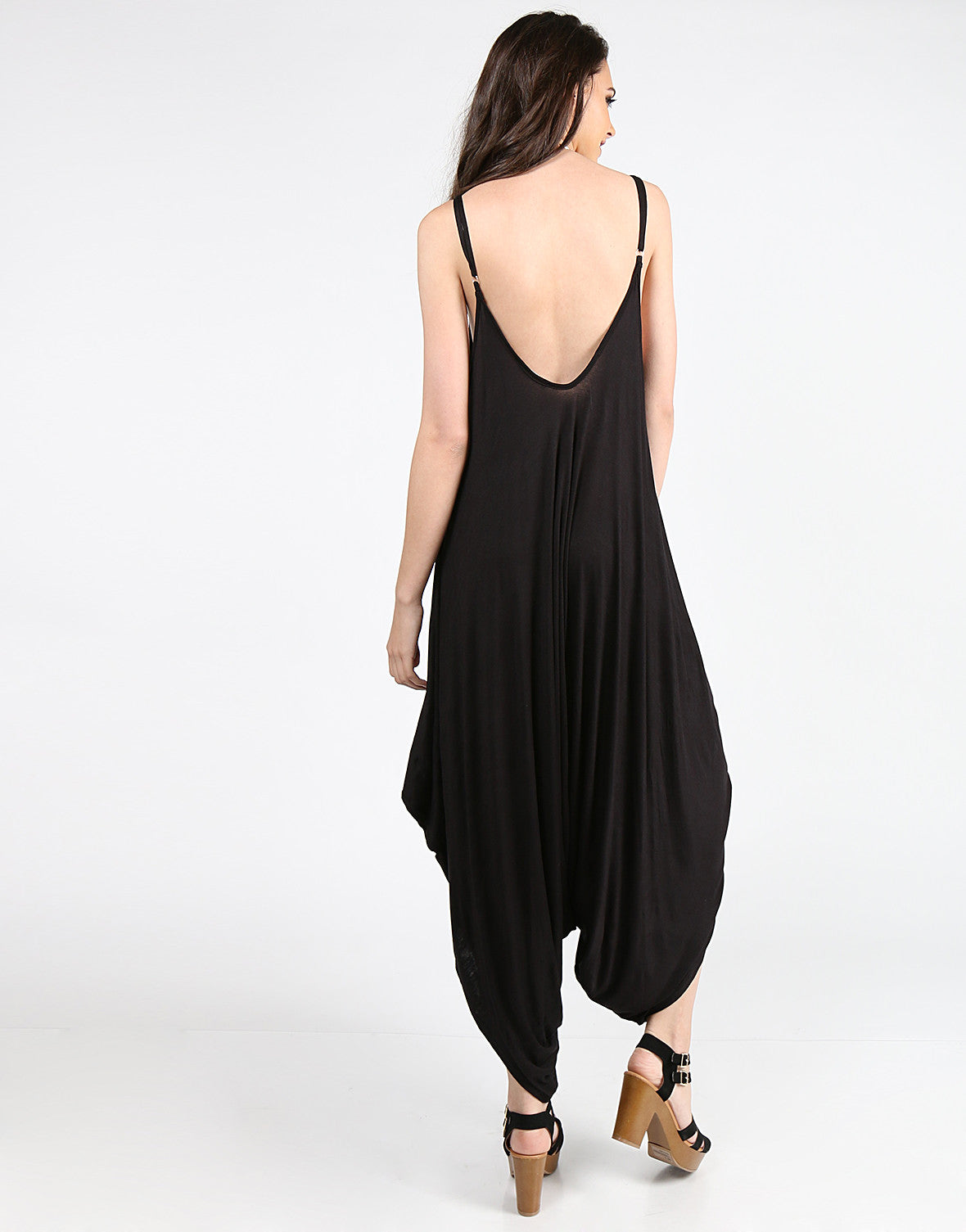 Super Drapey Jumpsuit