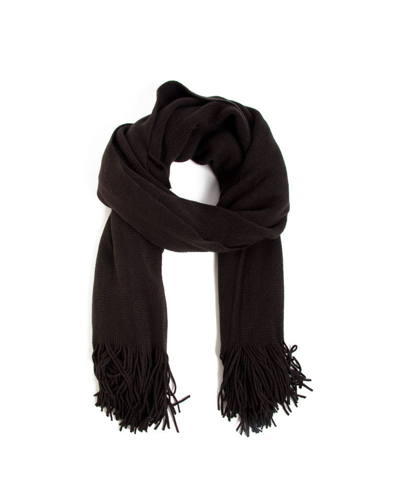 Super Soft Simple Scarf - Red - 2020AVE