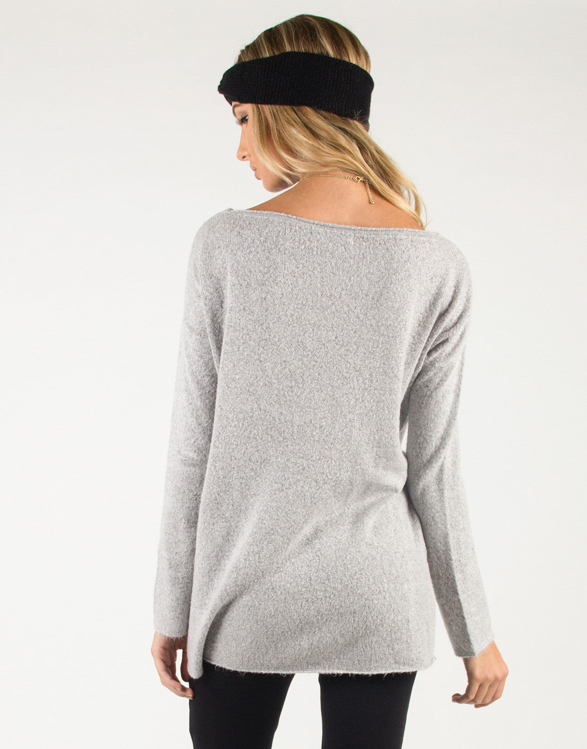 Super Soft Sweater Top