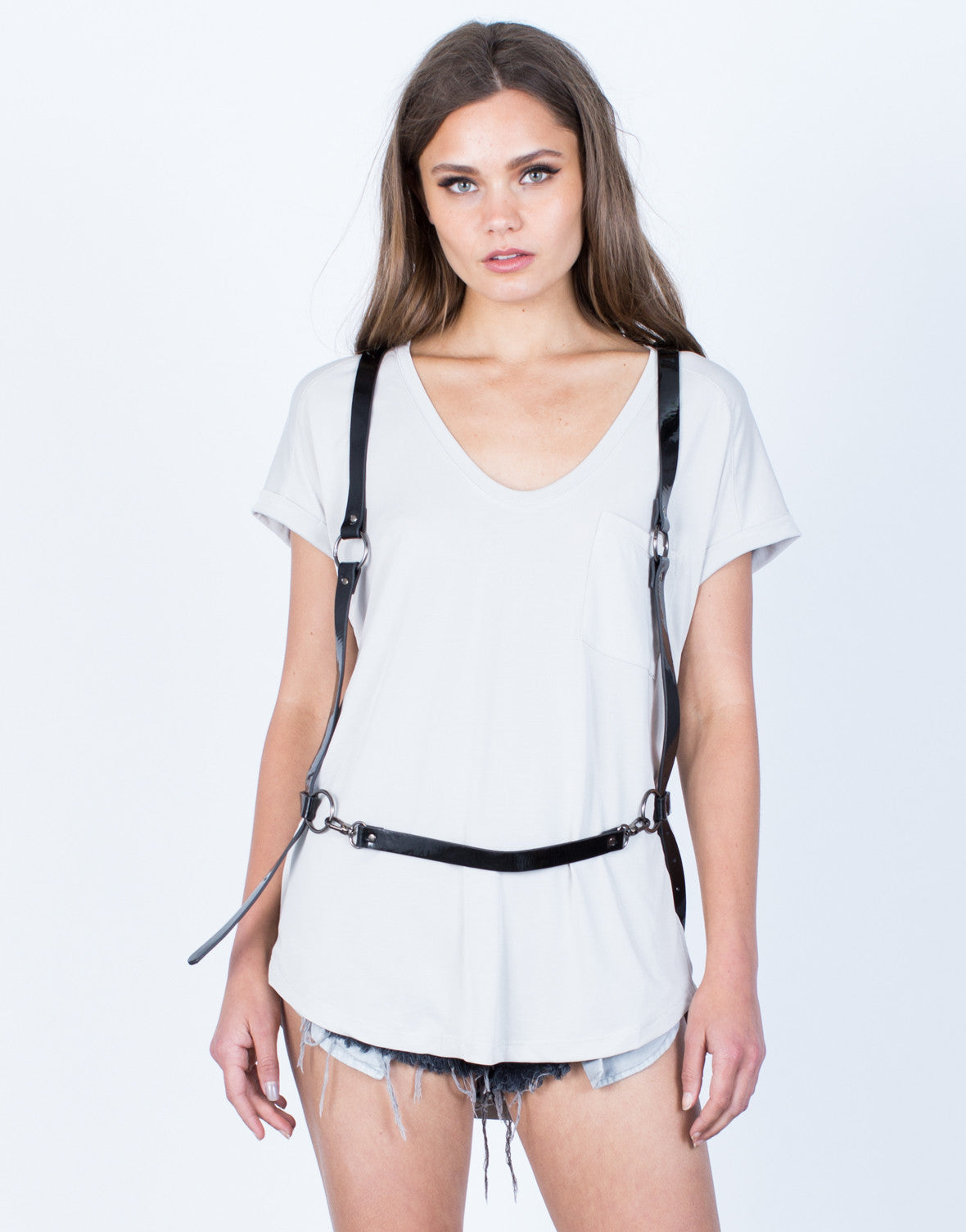 suspender harness black 1?v=1497041951 suspender harness belt black patent leather belt black leather harness belt at eliteediting.co