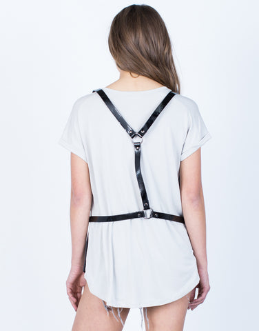 Suspender Harness Belt