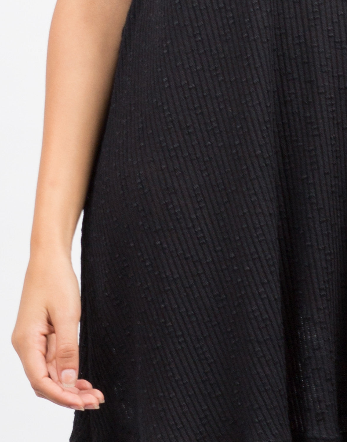 Detail of Swing It T-Shirt Dress
