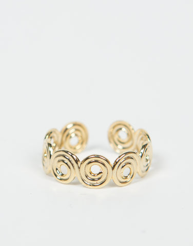 Swirly Knuckle Ring - 2020AVE
