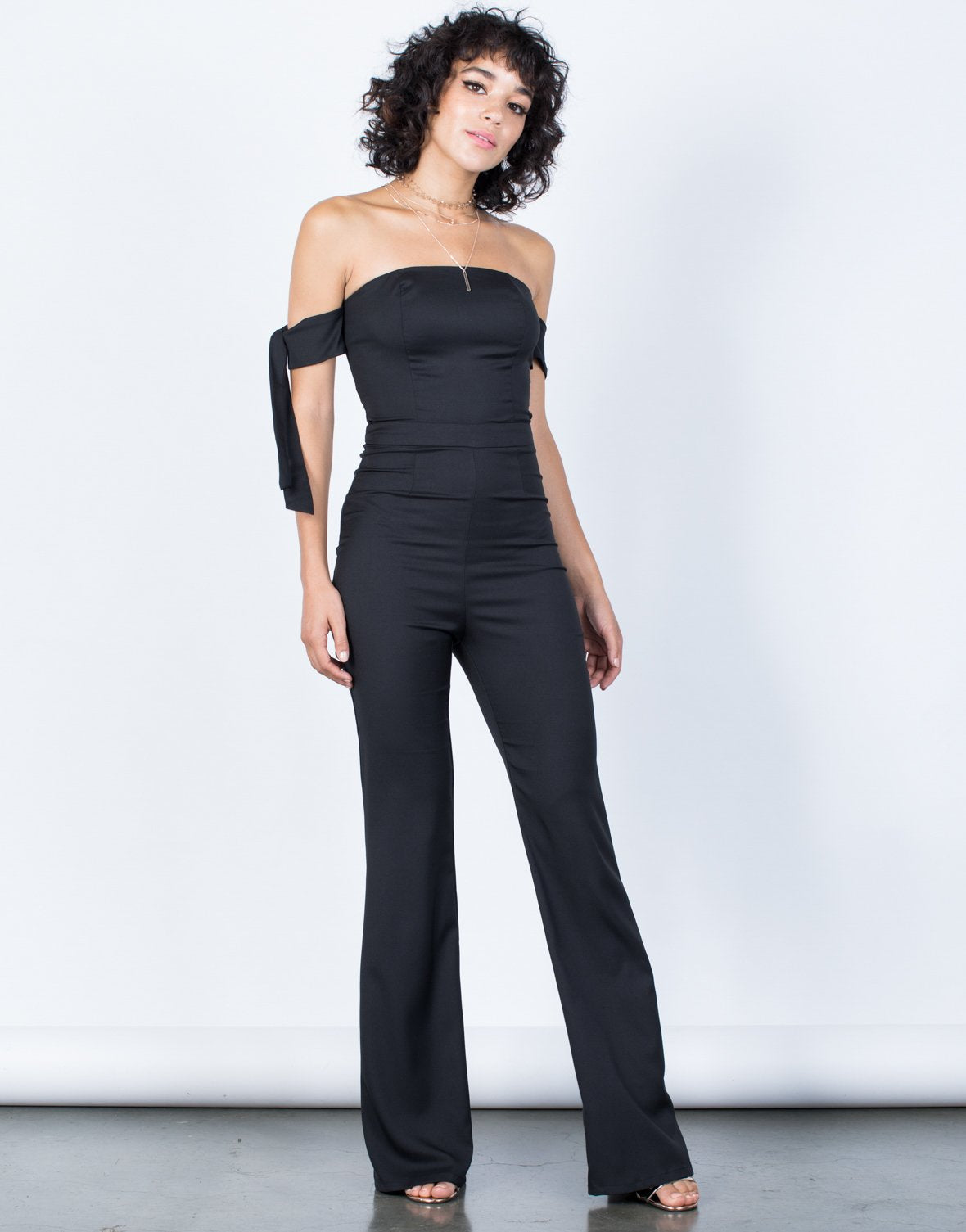 Sylvia Tie Up Jumpsuit - 2020AVE