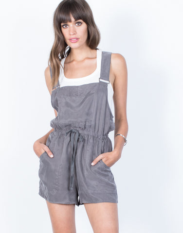Taking it Easy Overalls
