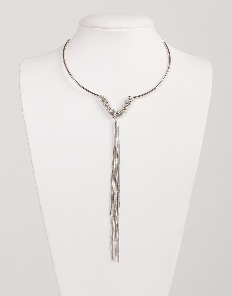 Tassel Collar Necklace - 2020AVE