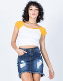 Team Spirit Crop Top - 2020AVE