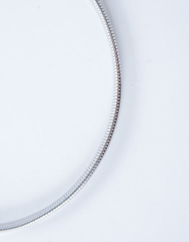 Textured Collar Choker