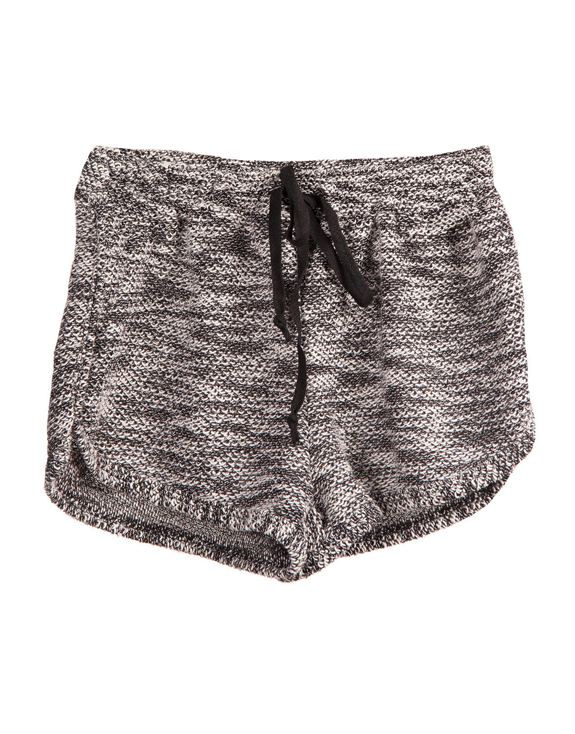 Textured Jogger Shorts - 2020AVE