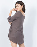 The Minimal Tunic - 2020AVE